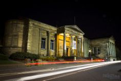 Paisley Museum becomes the 'Museum of Light' to celebrate Museums at Night 2014
