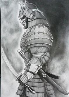 New Origami Drawing Art Ideas Samurai Maske Tattoo, Samurai Warrior Tattoo, Warrior Tattoos, Japanese Forearm Tattoo, Japanese Tattoo Art, Japanese Tattoo Designs, Samurai Drawing, Samurai Artwork, Warrior Drawing