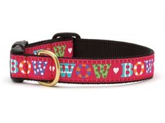 Bow Wow Dog Collar