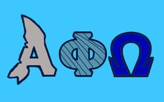 Alpha Phi Omega Shark letters Alpha Phi Omega, Shark, Fun Stuff, Greek, Letters, Fun Things, Letter, Sharks, Lettering