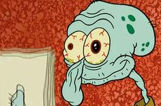 26 Things College Seniors Won't Miss Saying Once They Graduate Squidward Meme, Spongebob Memes, Spongebob Squarepants, Cartoon Icons, Cartoon Memes, Sad Pictures, Reaction Pictures, Meme Faces, Funny Faces