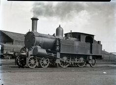 Steam locomotive 1312