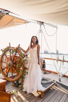 19 - A Romantic Wedding Shoot on the Tall Ship Elissa