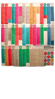Urban enthusiasts mourned the death of Massimo Vignelli, the graphic designer who created the iconic 1972 NYC subway map. Here's a look at that famous map. Nyc Subway Map, New York Subway, Map Design, Graphic Design, Travel Design, Print Design, Funny Lists, System Map, Grid System