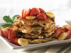 SIMPLE & DELICIOUS PANCAKE RECIPES
