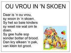 Afrikaans Is Maklik Quotes Dream, Life Quotes Love, Teaching Posters, Teaching Phonics, Robert Kiyosaki, Tony Robbins, Grade R Worksheets, Nursery Rymes, Afrikaans Language