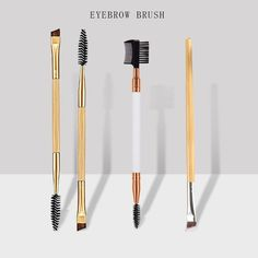 Beauty Care, Beauty Skin, Makeup Brush Uses, Eyeliner Brush, Tools For Sale, Beauty Essentials, Makeup Tools, Brush Set, Makeup Cosmetics