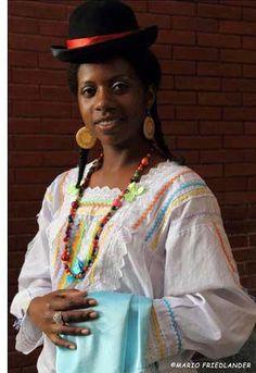 Beautiful Afro Bolivian