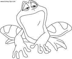 frog 3 princess