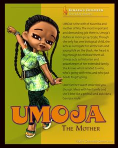 Kinara's Children are a series of illustrations and stories based on the 7 principles of the Nguzo Saba. Each character embodies one these principles. Days Of Kwanzaa, Happy Kwanzaa, Kwanzaa Principles, African American Culture, American Life, Black Candles, Green Candles, Positive Images, Black Girl Art