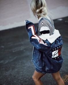 Spotted @happileygrey wearing #TommyJeans