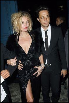 Kate Moss & Jamie Hince