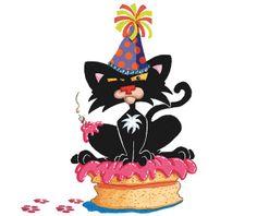 Happy Birthday Bad Kitty! | Macaroni Kid