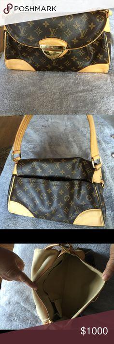 Louis Vuitton Monogram Beverly Bag Beverly bag, slightly worn but in good shape. Louis Vuitton Bags Satchels