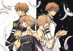 Tags: Anime, Tsubasa: RESERVoir CHRoNiCLE, CLAMP, Scan, Tsubasa: TOKYO REVELATIONS