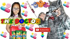 In Real Life Kid Monster Movie + Kid Doctor Vs Werewolf Monster Movie, Werewolf, Justice League, My Little Pony, Cool Kids, Kids Toys, Real Life, Channel, Happy