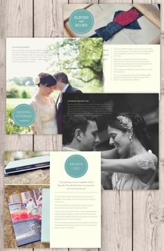 Finished designing our 2012-2013 wedding photo brochure at last!---LOVE CIRCLES BC WILL MATCH MY WEBSITE! : )