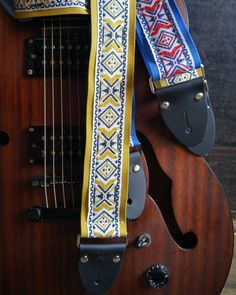 Vintage goodness.  The Festival Folk line uses deadstock jacquard and organic canvas.  We've been doing 'vintage' since it was new.  Est. 1975 - Made In USA // www.LMproducts.com  #LMproducts #MadeInUSA #Est1975  #guitar #guitarstrap #guitarist #electricguitar #guitarstraps #acoustic #acousticguitar  #musician #musicianlife #gear #gig #music #bass #bassguitar #bassist