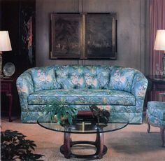 floral and glass were really big in the 80s. Once the rest of the house is updated, outdated decor often gets repurposed in your parents basement #myparentsbasement