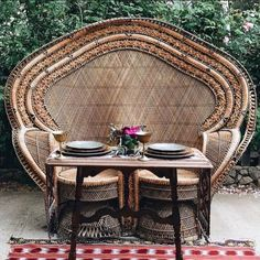 Wild Salt Spirit: Boho Home :: Beach Boho Chic :: Living Space Dream Home :: Interior + Outdoor :: Decor + Design :: Free your Wild :: See more Bohemian Home Style Inspiration Garden Furniture, Outdoor Furniture Sets, Outdoor Decor, Bedroom Furniture, Furniture Chairs, Furniture Plans, Kids Furniture, Furniture Outlet, Furniture Stores