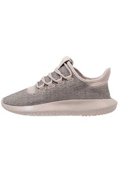 adidas Originals TUBULAR SHADOW - Trainers - vapour grey/raw pink for Free delivery for orders over Simple Outfits, Casual Outfits, Plimsolls, Dress Codes, Glamour, Street Style, Boho, Clothes For Women, My Style