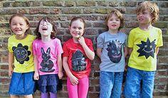 Chalkboard T-Shirts for Kids
