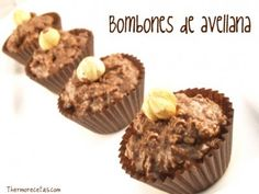 I Love Chocolate, Chocolate Hazelnut, Candy Board, Food N, Sin Gluten, Truffles, Brunch, Yummy Food, Snacks