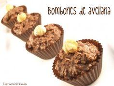 Bombones de avellana https://www.pinterest.com/gemafernandezna/chocolate/