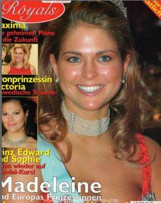 2003: Madeleine von Schweden