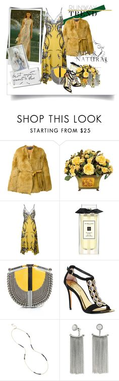 """""""Runway Trend: Be Yourself"""" by vittorio-1 ❤ liked on Polyvore featuring Rochas, LARA, Fendi, Roberto Cavalli, Jo Malone, Diane Von Furstenberg, Ted Baker, Kenneth Cole and Lucky Brand"""