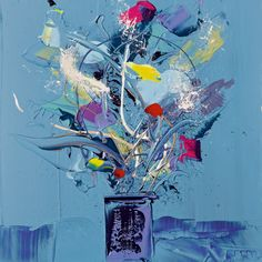 Wild Flowers II [Duncan Macgregor-A243] - $500.00 painting by oilpaintingsartmaker.com