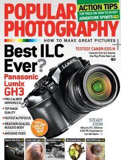 Popular Photography (1-year auto-renewal) $5.00
