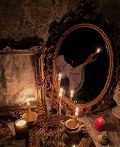 Many people believe that there is a magical formula for home decoration. You do things… Gothic Aesthetic, Slytherin Aesthetic, Witch Aesthetic, Brown Aesthetic, Aesthetic Art, Aesthetic Pictures, Princess Aesthetic, Victorian Gothic, Gothic Mansion