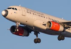 "OY-KBP Scandinavian Airlines - SAS Airbus A319-132""Viger Viking"" by Osdu, via Flickr"