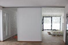 Skleněné posuvné dveře GG - 47R Oversized Mirror, House Ideas, Furniture, Home Decor, Decoration Home, Room Decor, Home Furnishings, Home Interior Design, Home Decoration