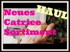 #Mini #Haul: neues #Catrice Sortiment 2016 - YouTube