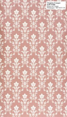 Textiles/wallpaper - 1840 - 1880 Georgian and Federal Homes (Also suitable for Federal and Colonial Revival style homes of the early 20th century)