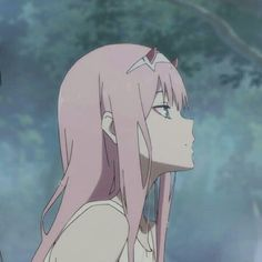 ↶♔ 𝚠𝚛𝚎𝚗𝚖𝚊𝚌𝚊𝚟𝚘𝚢 ♈︎ 𝕡𝕚𝕟𝕥𝕖𝕣𝕖𝕤𝕥 ✌︎ Sad Anime, Anime Love, Kawaii Anime, Anime Art, Hxh Characters, Waifu Material, Girls Anime, Mecha Anime, Zero Two