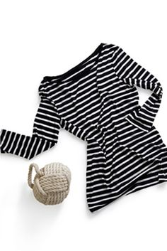 Striped T-shirt - India Hicks