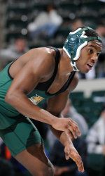 The Bobcat wrestling team sent five athletes to the 2010 NCAA Championships in Omaha, Nebraska including junior All-American GERMANE LINDSEY. Lindsey finished sixth place overall at 141 pounds to earn the Bobcat's 24th All-American honors in program history - See more at: http://www.collegesportsfeed.com/tag/lavon-brazill/#sthash.8Ed4RKfc.dpuf (2009-10)
