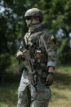 Unidad de operaciones especiales-Alemania
