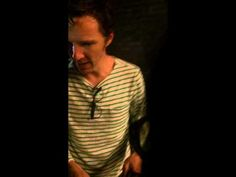 Benedict Cumberbatch, hamlet stage door