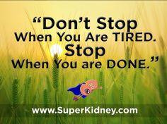 SuperKidney is a Non-Profit Organization dedicated to Transform. Non Profit, Organization, Outdoor Decor, Life, Getting Organized, Organisation, Tejidos