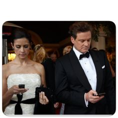 Colin Firth and his wife Livia Colin Firth, King's Speech, Bridget Jones, George Vi, Cute Boys, Strapless Dress Formal, Celebrities, People, Style