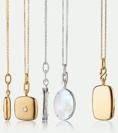 Lockets, Necklaces, Bracelets & Fine Jewelry | Monica Rich Kosann
