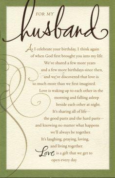 poemsfor birthdays husband | ... birthday poems husband at tiny prints selection ofprintable birthday