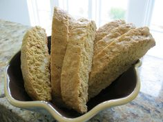 Best Cashew Orange Biscotti Recipe on Pinterest