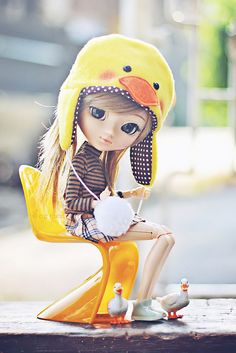 Pullip Latte rewiged