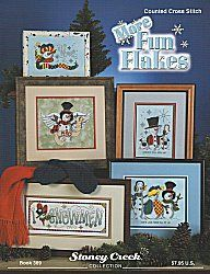 Book 369 More Fun Flakes – Stoney Creek Online Store