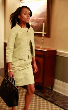 Max Mara Ensemble from Olivia Pope's Top 10 Looks on Scandal | E! Online